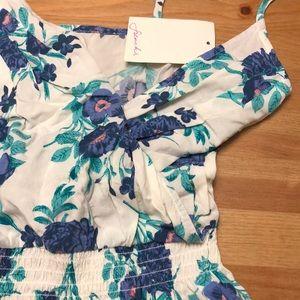 Frenchi Dresses - NWT Frenchi Floral Dress